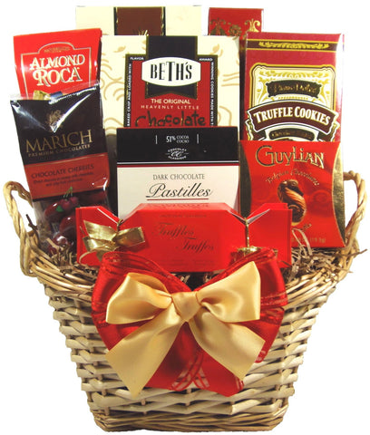Say it with Chocolates Gourmet Gift Basket