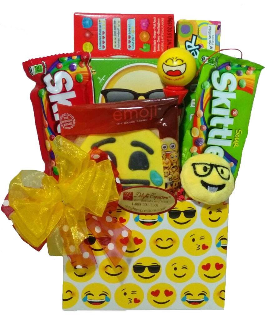 A Lot of Emojis Gift Box