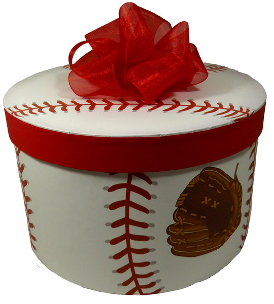 Hit a Home Run Baseball Gift Box
