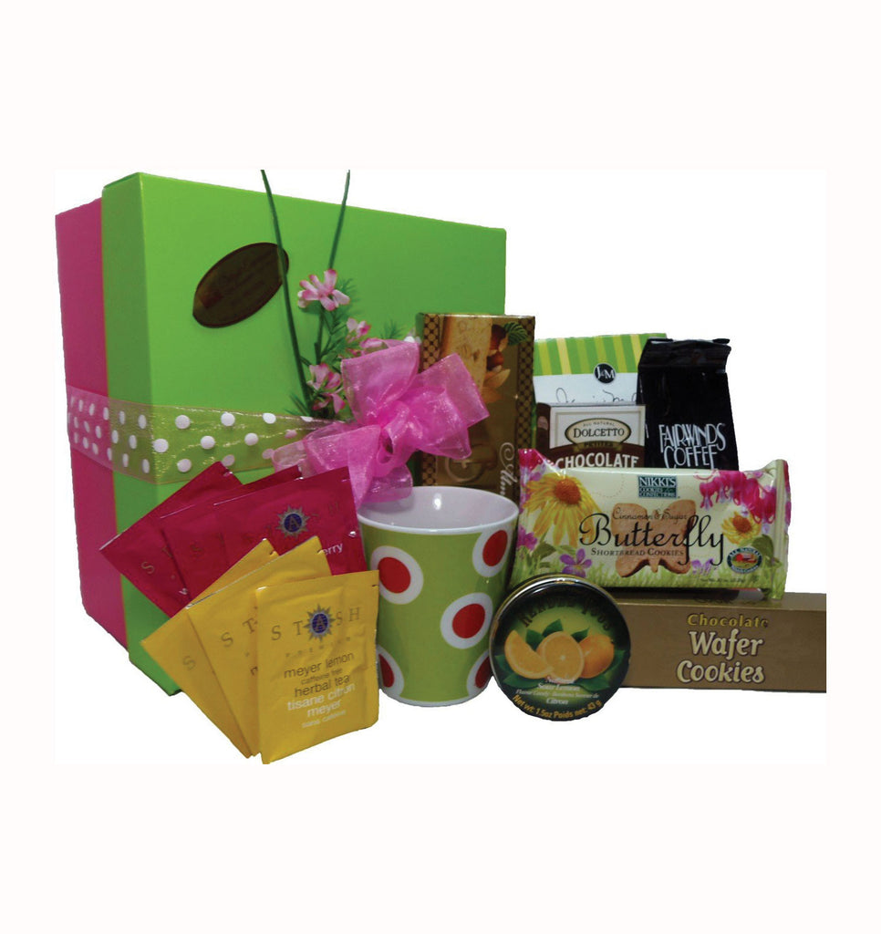 Swirls and Sweets Gift Box
