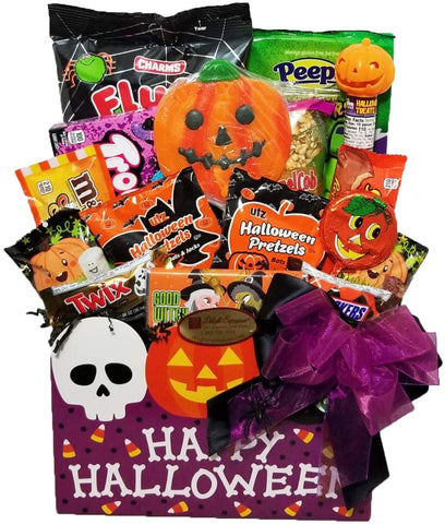 Ghostly Greetings Halloween Gift Box