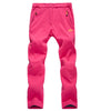 2017 New Winter Women Pants Outdoor Sports Hiking Camping Trekking Ski Thick Trousers Waterproof  Windproof Warm Clothing VB001
