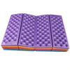 Foldable Colorful Moisture-proof Folding EVA Foam Pads Mat Cushion Seat Camping Hiking Fishing Picnic Traveling Outdoor XPE Mat