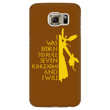 Rule Seven Kingdoms Phone Case (10 models)