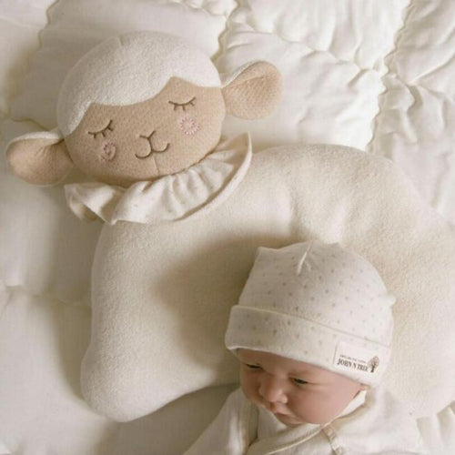 Soft Baby Pillow 4 animals
