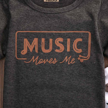 Music Moves Me 2 Pcs Set