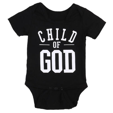 Child Of God Onesie 0-24M