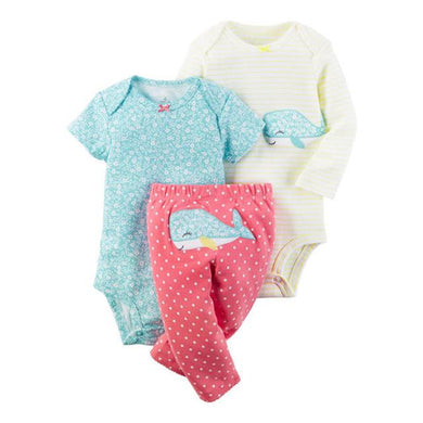 3 Pieces Baby Sets (20 variants)