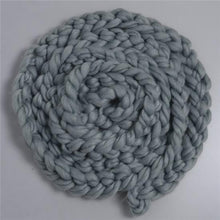 Photo Shoot Crochet Knitted Twist Rope