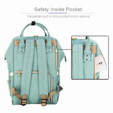 Maternity Bag || Large Baby Bag || Travel Backpack
