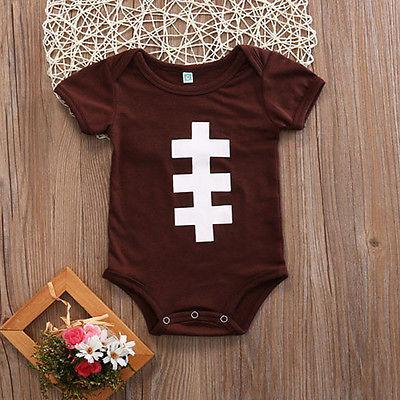 Little Football Onesie