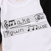Make Your Own Music Onesie