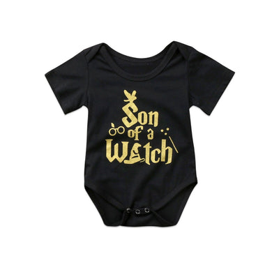 Son of a Witch Onesie 0-24M