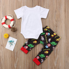 2pcs Superhero Mission Set || 0-24M