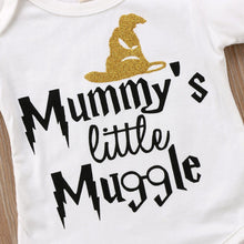 Mummy's Little Muggle