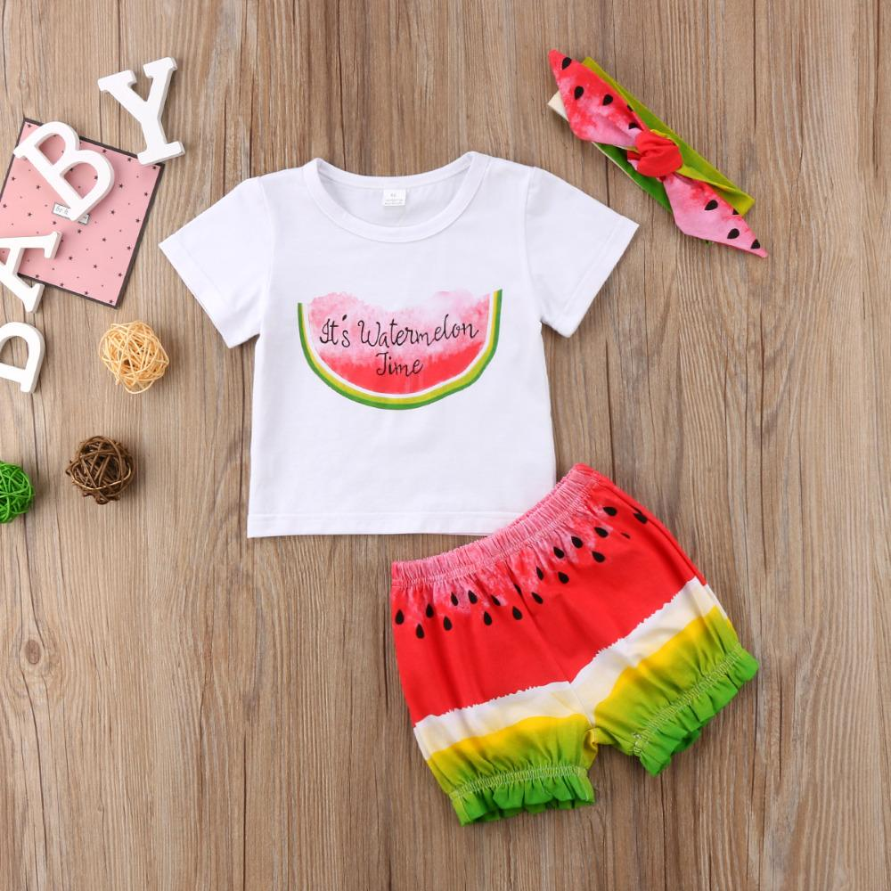 It's Watermelon Time 3 Pcs Set
