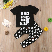 Bad & BOOgie 2Pcs Set