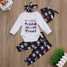 My First Trick Or Treat 4 Pcs Set