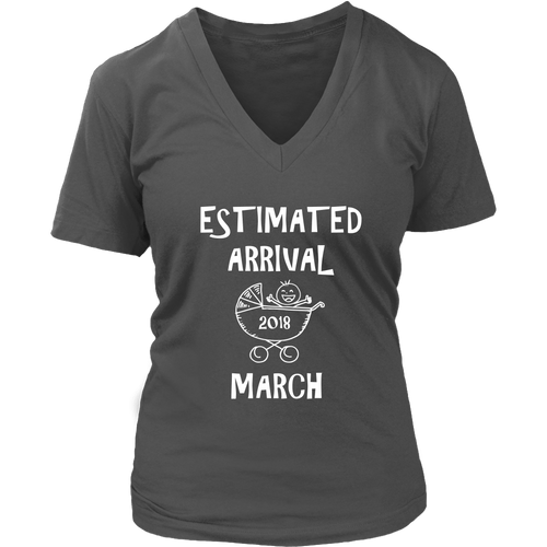 EST ARRIVAL MARCH 2018 V-Neck