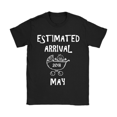 EST ARRIVAL MAY 2018