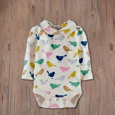 Singing Birds Onesie