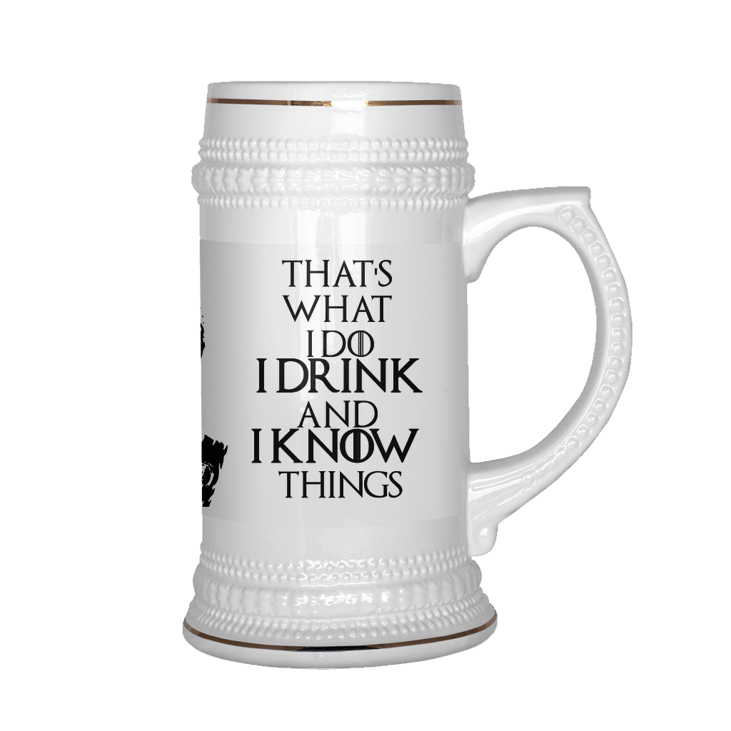 Tyrion Beer Stein (2 sides)