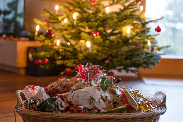 Avoiding Waste During the Holidays