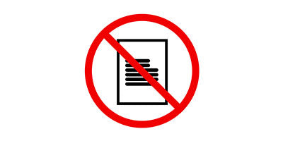 Avoid Paper, Go Digital Instead