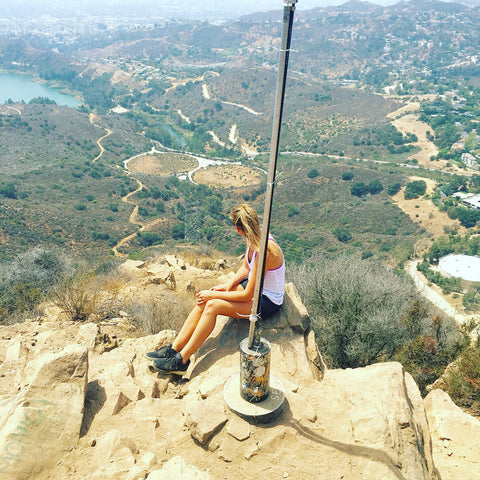 wowe blog positive thoughts hiking