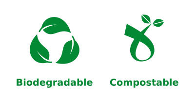 Stop Falling for Greenwashing: Biodegradable vs. Compostable