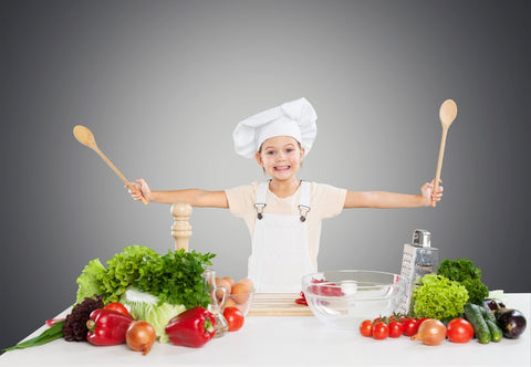 wowe blog kid cooking