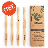 free bamboo toothbrushes