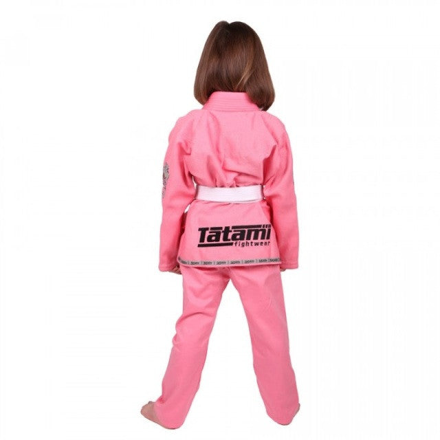 Meerkatsu Kids Animal Gi - Pink