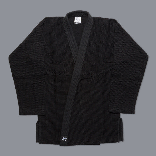 "Scramble ""Standard Issue"" Gi Black"
