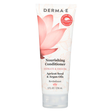 Derma E Conditioner - Hydrate and Smooth - Nourish - 8 fl oz