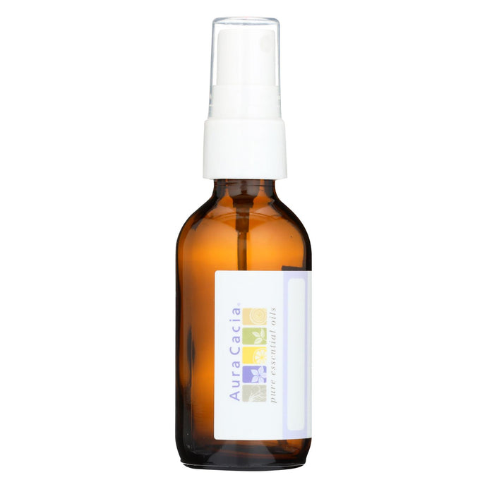 Aura Cacia Bottle - Glass - Amber - Mist - 2 oz