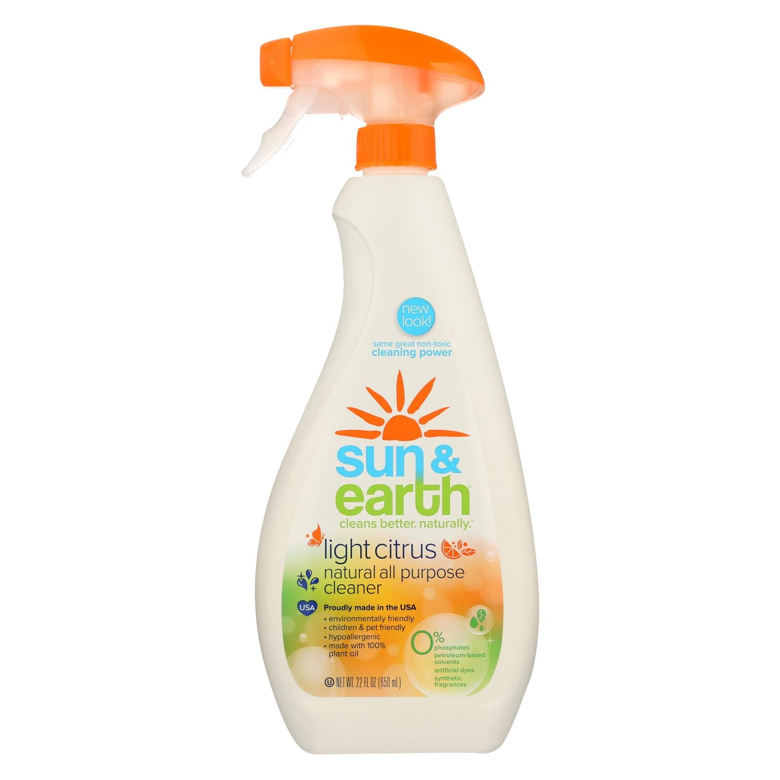 Buy Sun and Earth All Purpose Cleaner - 22 oz - Household Cleaners from Veroeco.com