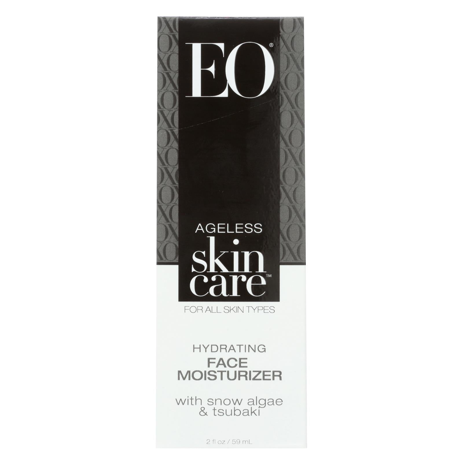 Buy EO Products Face Moisturizer - Ageless - Hydrating - 2 oz - 1 each - Moisturizers from Veroeco.com