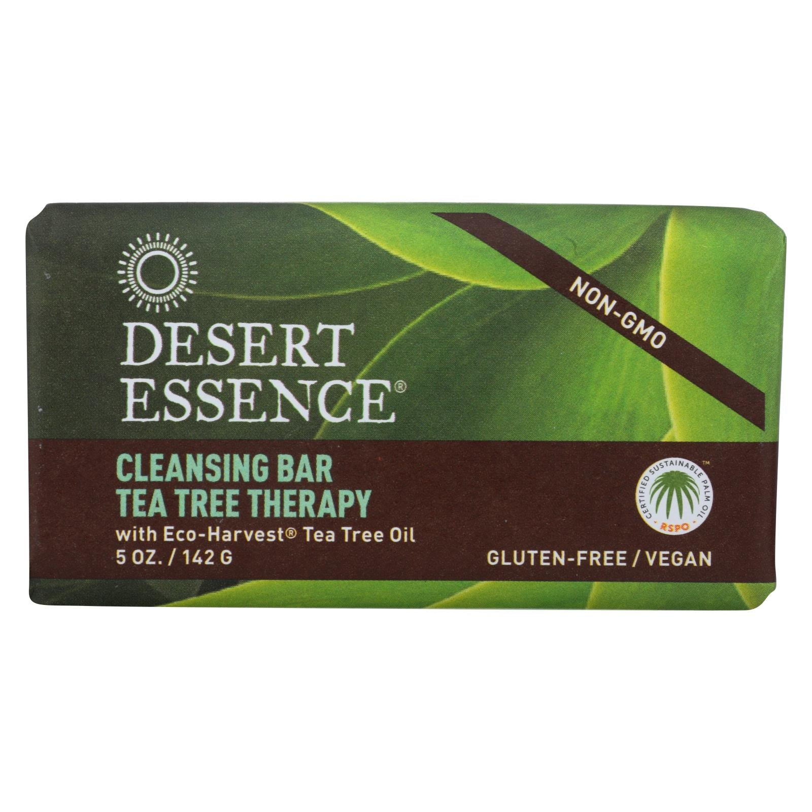 Buy Desert Essence Bar Soap - Tea Tree Therapy - 5 oz - Bar Soap from Veroeco.com