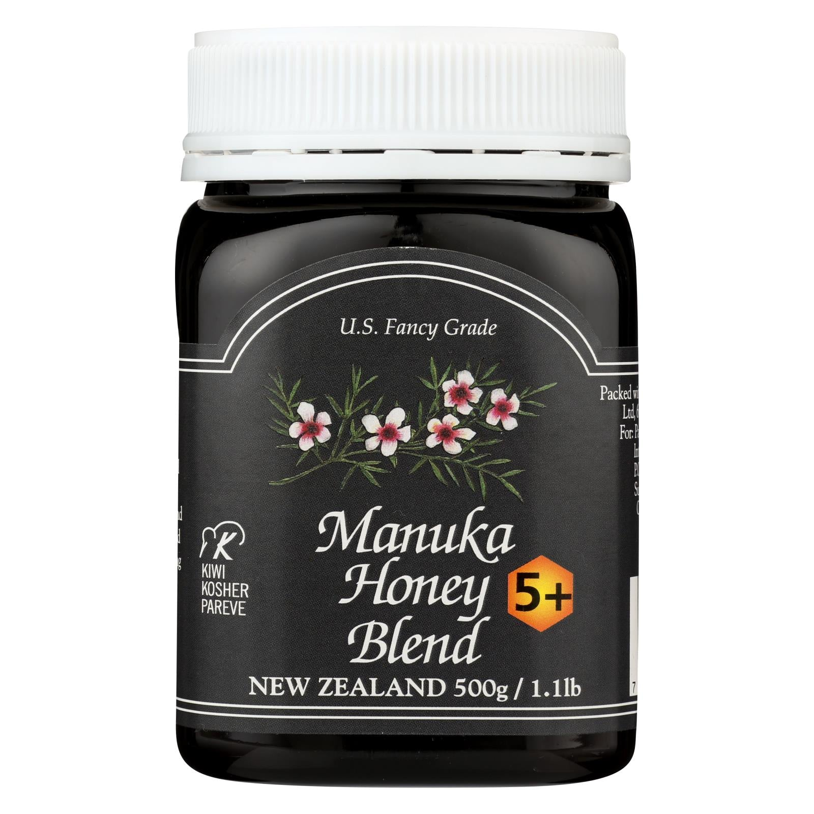 Buy Pacific Resources Manuka Honey Blend - Case of 6 - 1.1 lb. - Honey from Veroeco.com
