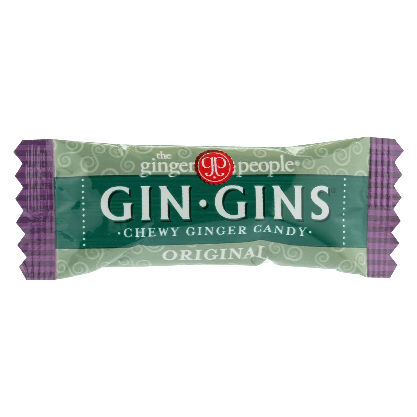 Buy Ginger People Ginger Chews - Original - Case of 11 lbs - Candy and Chewing Gum from Veroeco.com