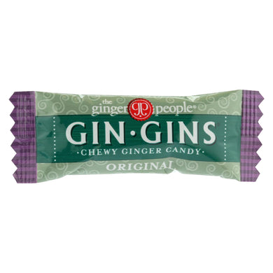 Ginger People Ginger Chews - Original - Case of 11 lbs