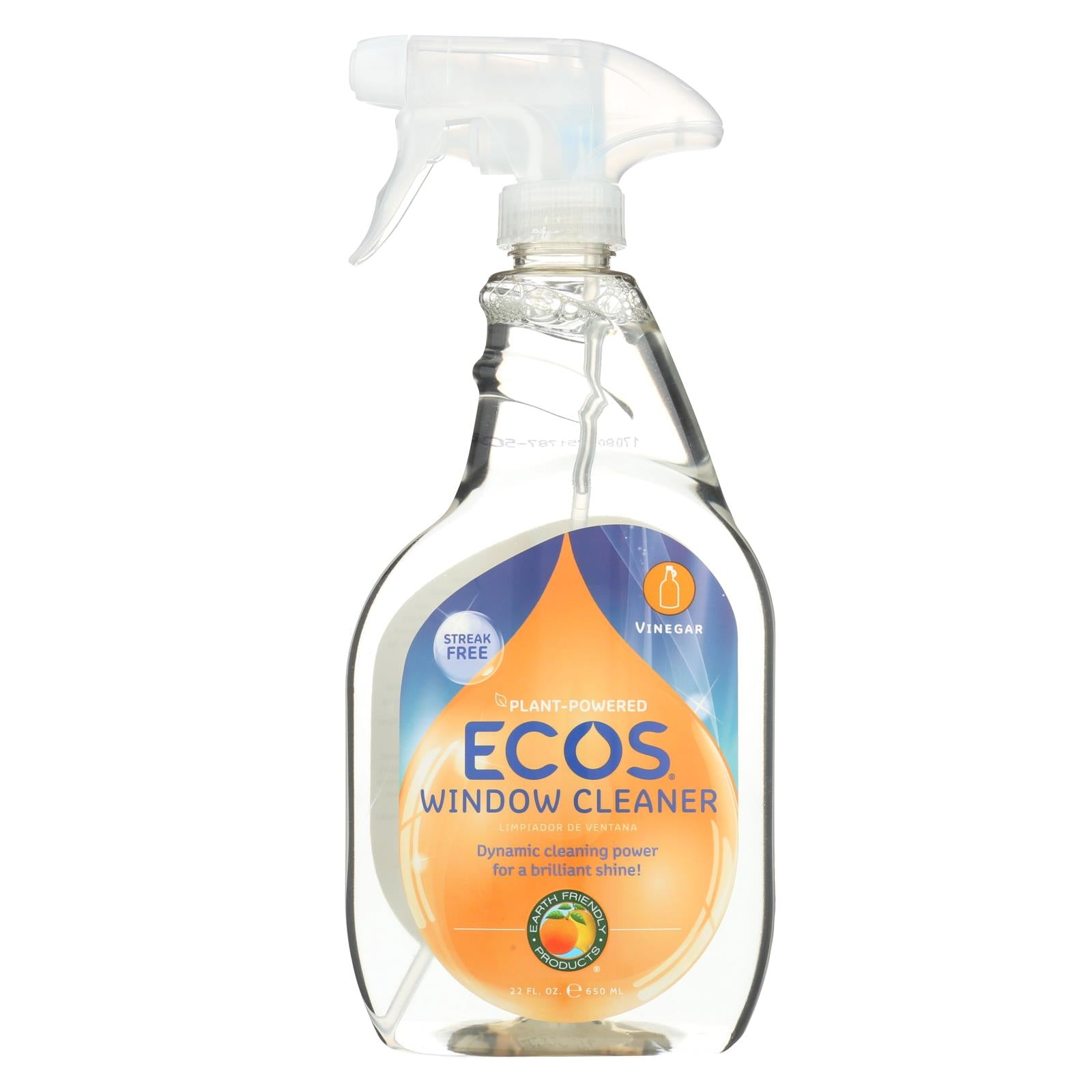 Buy Earth Friendly Window Cleaner - Vinegar - 22 fl oz - Household Cleaners from Veroeco.com