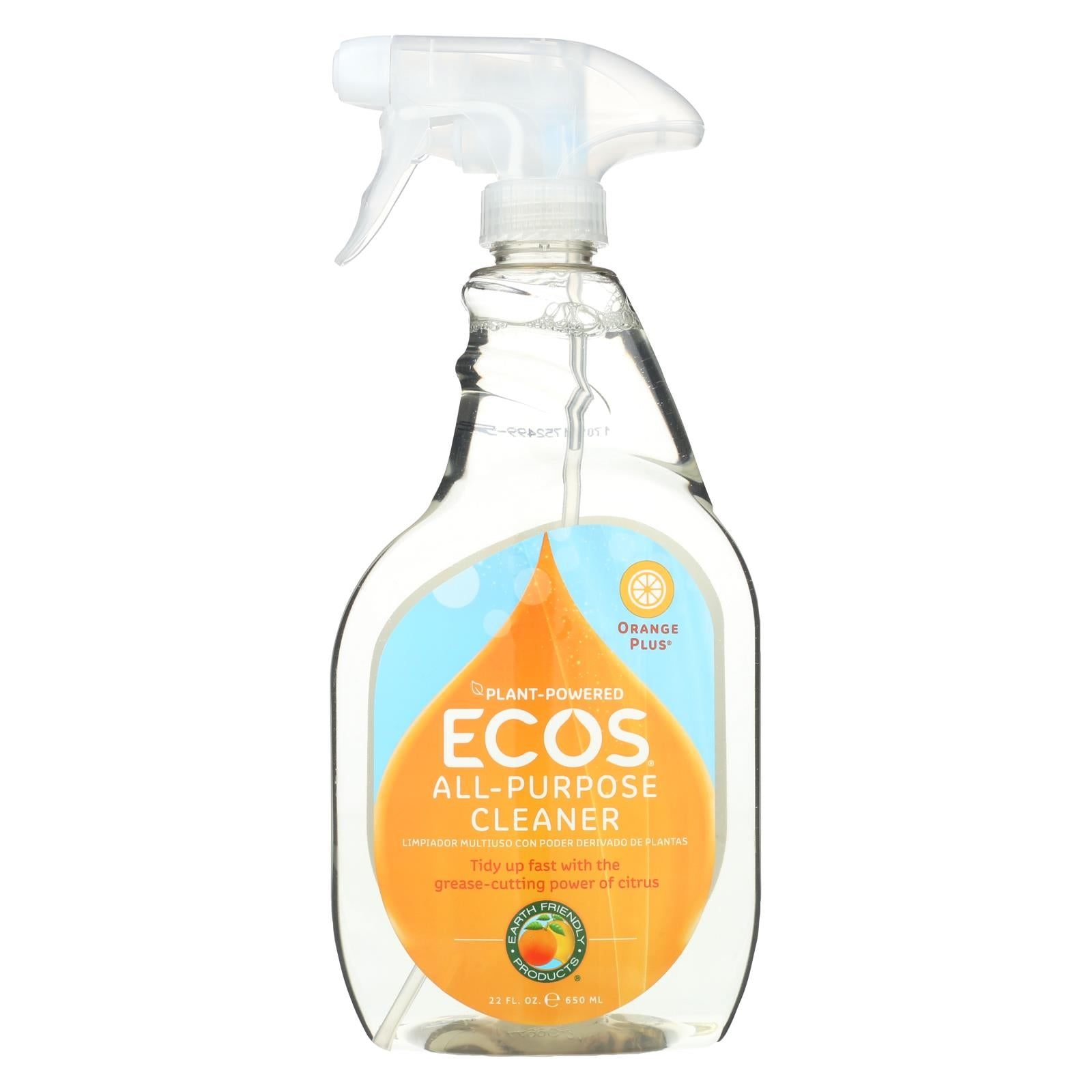 Buy Earth Friendly Orange Plus Cleaner Spray - 22 fl oz - Household Cleaners from Veroeco.com