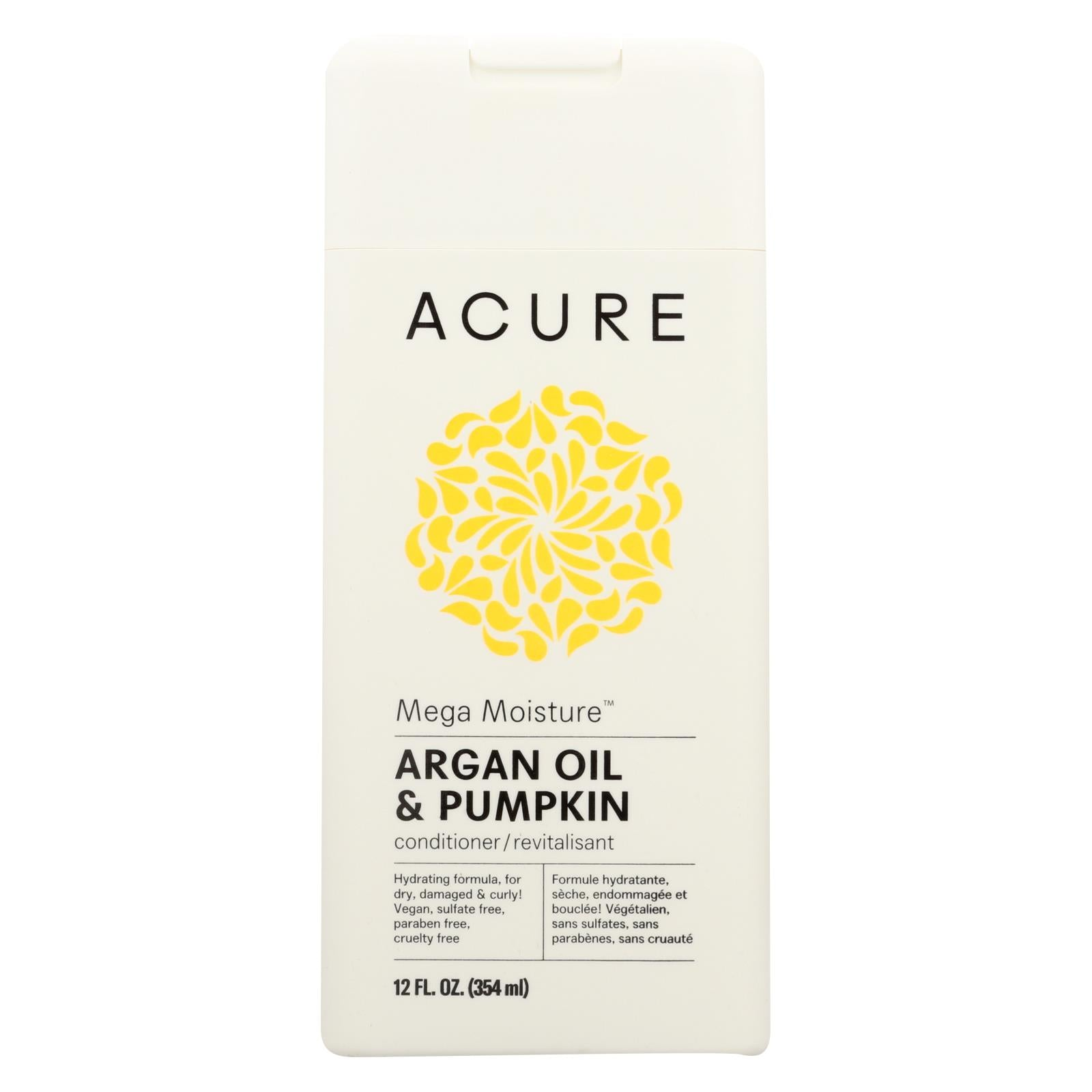 Buy Acure Conditioner - Mega Moisture - 12 fl oz - Conditioner from Veroeco.com