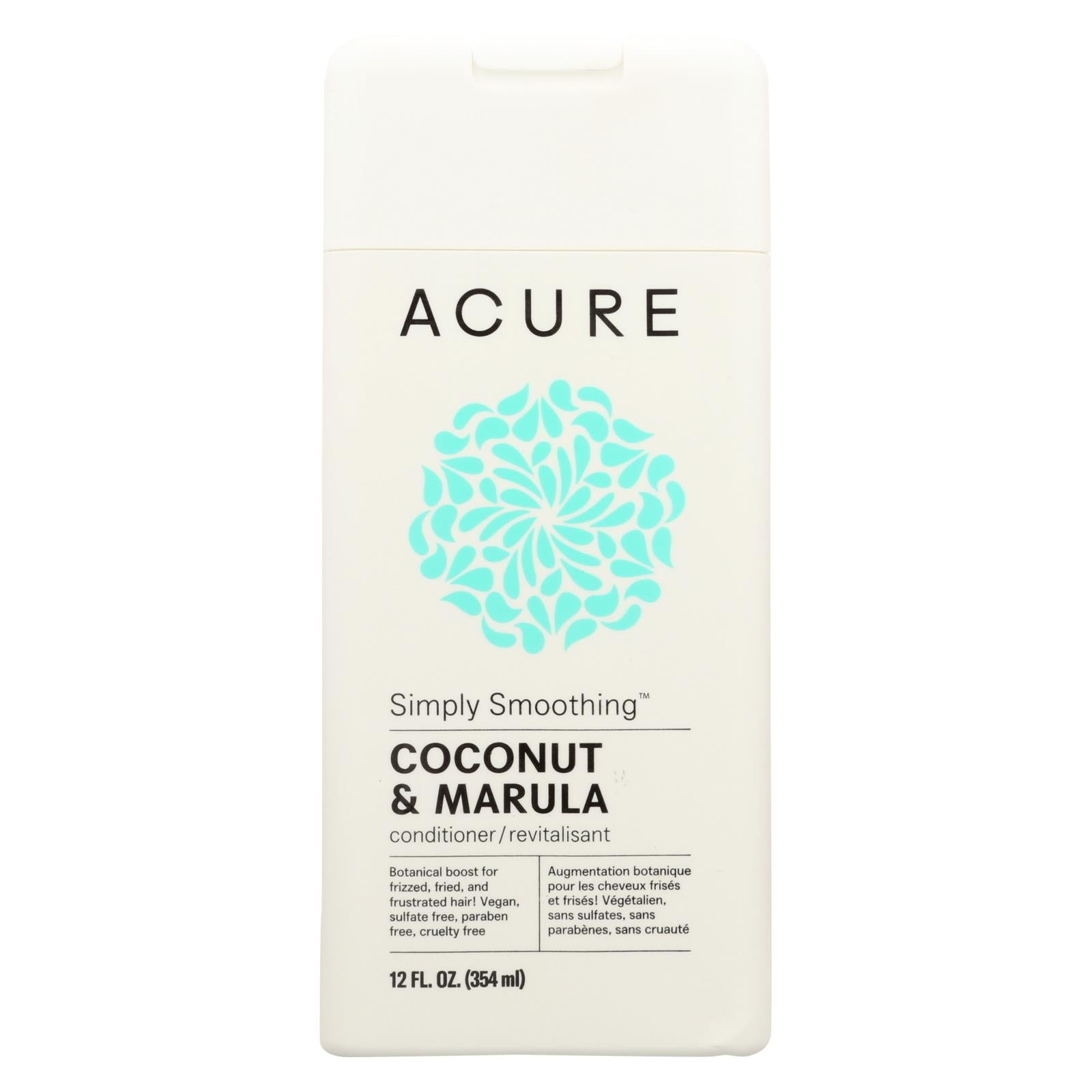 Buy Acure Conditioner - Simply Smoothing - 12 fl oz - Conditioner from Veroeco.com
