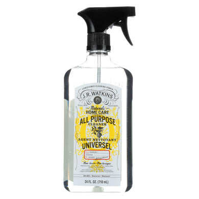 J.R. Watkins Natural All Purpose Cleaner Lemon - 24 fl oz