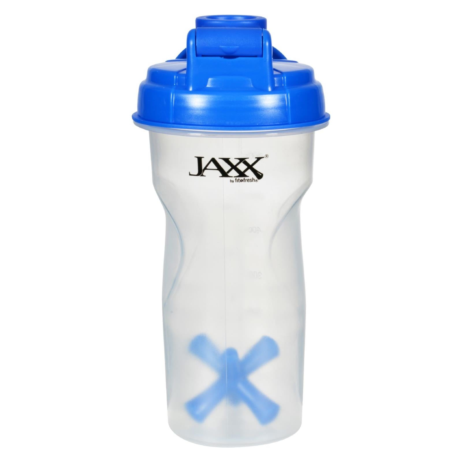 Buy Fit and Fresh Jaxx Shaker - Blue - 28 oz - Shaker Bottles from Veroeco.com