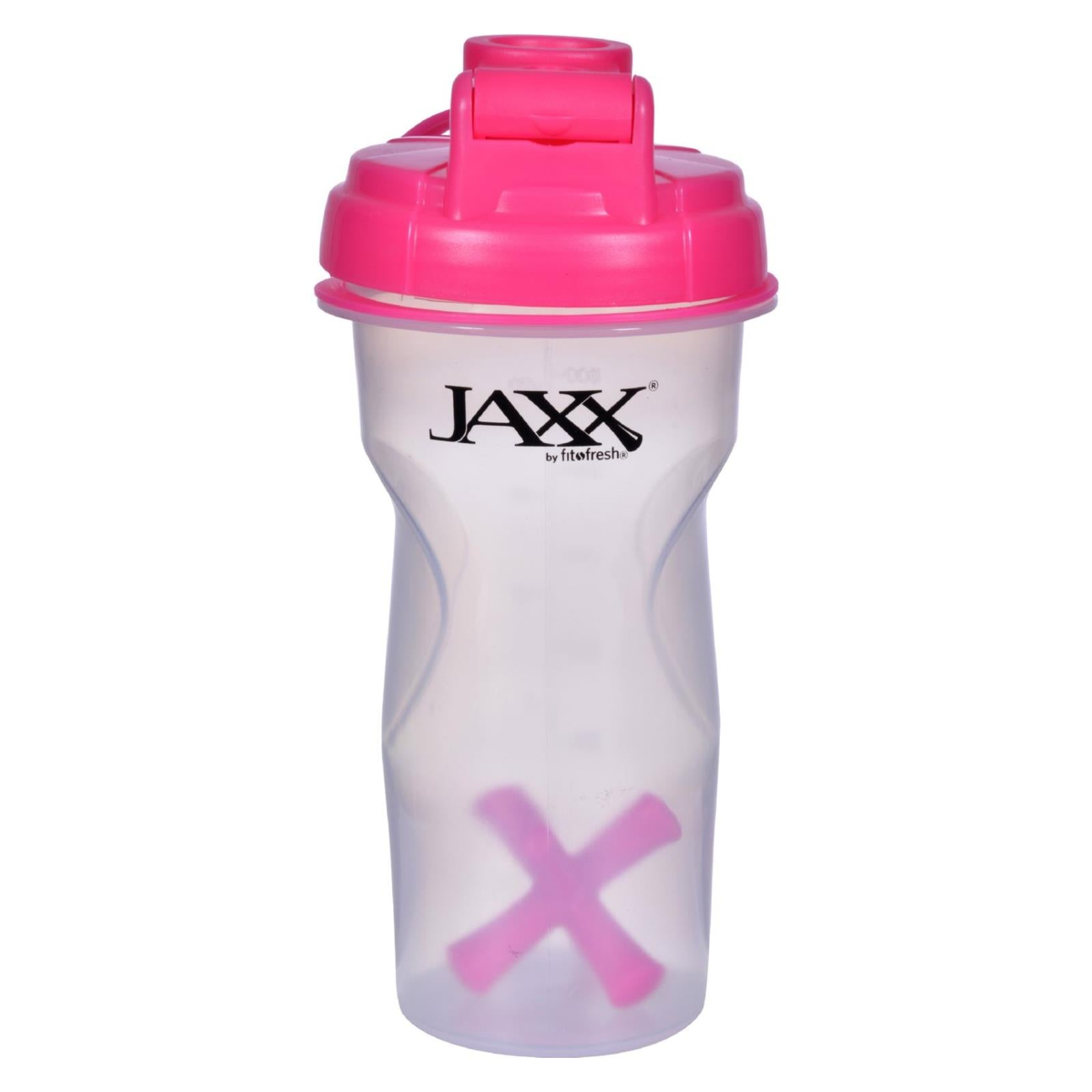 Buy Fit and Fresh Jaxx Shaker - Pink - 28 oz - Shaker Bottles from Veroeco.com