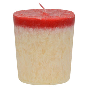 Buy Aloha Bay Votive Candle - Love - Case of 12 - 2 oz - Votive Candles from Veroeco.com